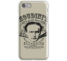 Houdini's Magic Shop iPhone Case/Skin