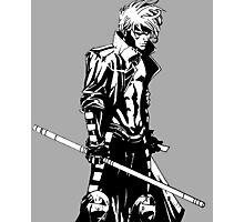 Gambit XMen Comic Art Photographic Print