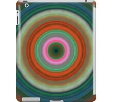 Vivid Peace - Circle Art By Sharon Cummings iPad Case/Skin