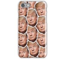 Little Donald Trumps iPhone Case/Skin