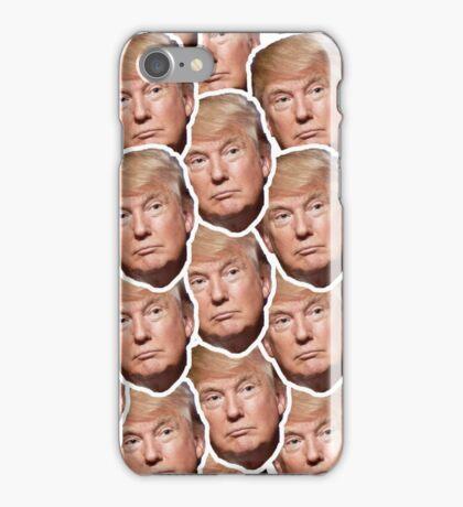 Little Donald Trumps iPhone Case/Skin