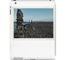 Aug 10 2014  Stone Figures iPad Case/Skin