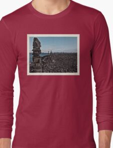 Aug 10 2014  Stone Figures Long Sleeve T-Shirt