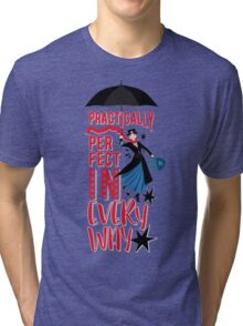 Mary Poppins Tri-blend T-Shirt