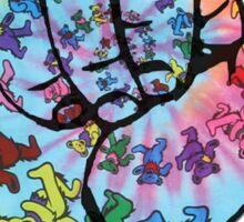 Grateful Dead Shaka Sticker