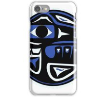 Northwest Indian Raven Moon iPhone Case/Skin