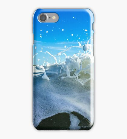 Waves of the Atlantic - #4750 iPhone Case/Skin
