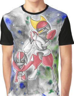 Pawniard+Bisharp Graphic T-Shirt