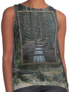 Mirror Of The Soul Contrast Tank
