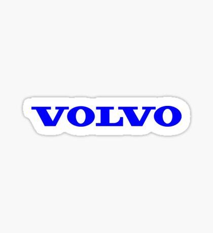 Volvo Logo Sticker