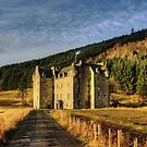 Clan Menzies Castle by Tom Gomez