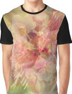 Peach blossom pattern Graphic T-Shirt