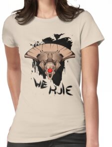 One Mind (Colour) Womens Fitted T-Shirt