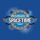 « Inspector Spacetime » par rexraygun