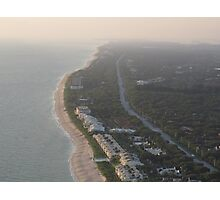 Southern Views over A1A Photographic Print
