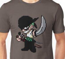 Pixelated Swordsman Unisex T-Shirt