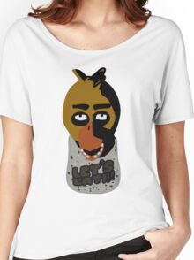 Five Nights At Freddy's Chica Women's Relaxed Fit T-Shirt