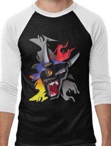 Born to Raise Hell.  Men's Baseball ¾ T-Shirt