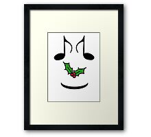CHRISTMAS GIFTS - MUSIC FOR THE WHOLE FAMILY -  SOLD Framed Print