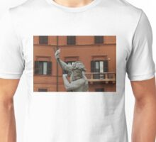 Neptune and the Dove - Fountain of Neptune, Piazza Navona, Rome, Italy Unisex T-Shirt