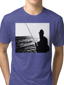 Catch of the day Tri-blend T-Shirt