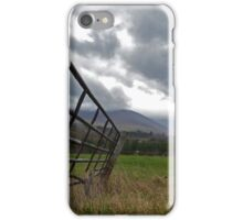 Williamstown Meadow  iPhone Case/Skin
