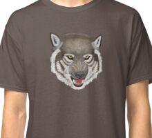 Wolf Head  Classic T-Shirt