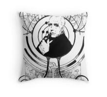 NIELS BOHR Throw Pillow