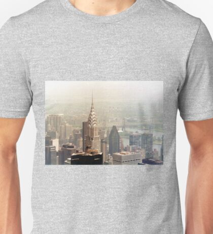 Chrysler Building Unisex T-Shirt