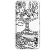 Shred Head Turtles iPhone Case/Skin