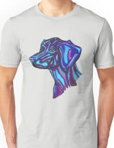 Cosmic Dog Unisex T-Shirt