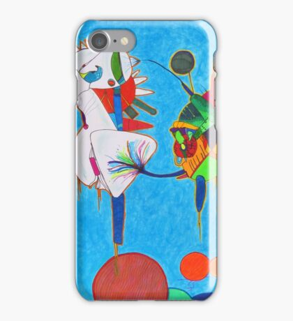 Let us give you the colours iPhone Case/Skin