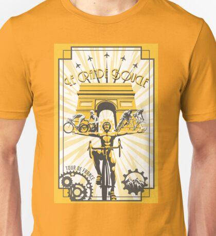 Le Grande Boucle Tour de France Poster Unisex T-Shirt
