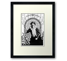 Marie Curie Framed Print