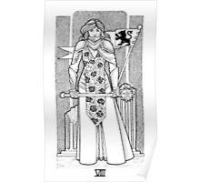 Tarot: Strength Poster