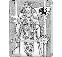 Tarot: Strength iPad Case/Skin