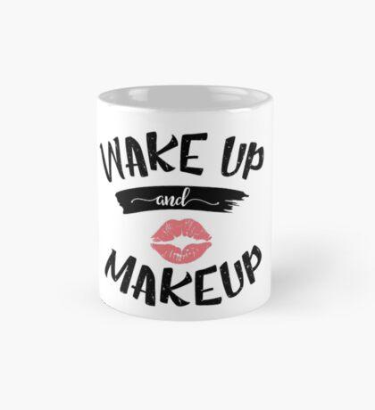 Wake Up And Makeup Mug