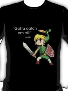Childhood Destruction (Pokemon, Zelda, Mario) T-Shirt