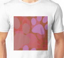 Pantone 2016 Autumn Fall Pawprint Unisex T-Shirt