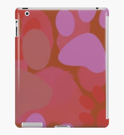 Pantone 2016 Autumn Fall Pawprint iPad Case/Skin