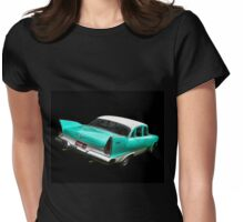Plymouth Savoy Womens Fitted T-Shirt
