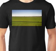 Where The Grass Is Growing Unisex T-Shirt