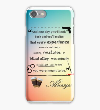 Meant to be iPhone Case/Skin