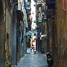 A Day in Naples by Christine  Wilson