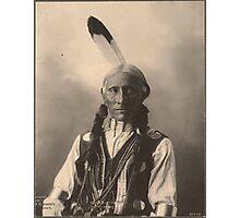 White Buffalo - Cheyenne Photographic Print