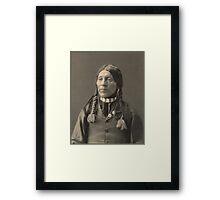 Pedro Cajete - Pueblo Framed Print