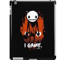 "TheMeatly - ""I Game"" iPad Case/Skin"