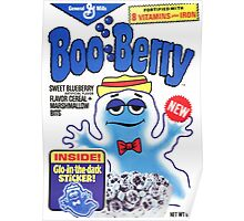 booberry fan art Poster