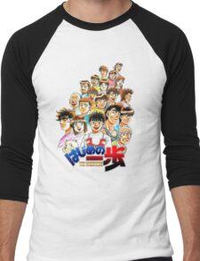 IPPO TEAM  Men's Baseball ¾ T-Shirt