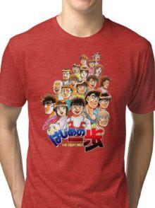 IPPO TEAM  Tri-blend T-Shirt